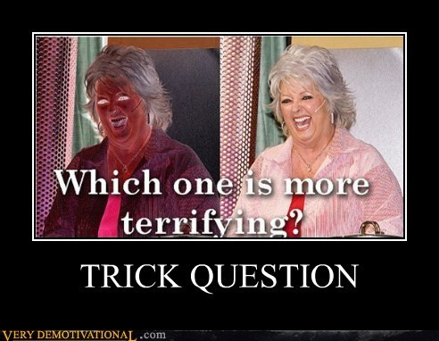 diabetes,paula dean,scary,Terrifying