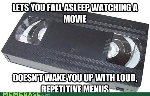 Good Guy Greg,menus,sleep,VHS