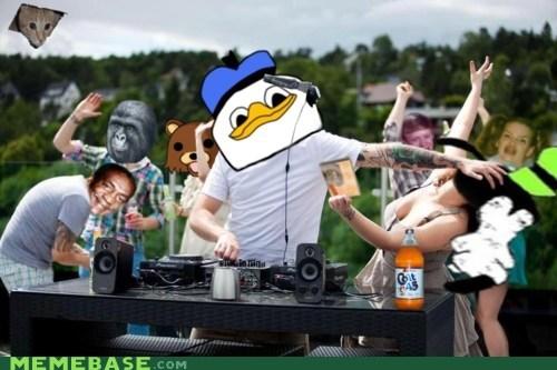 Meme Party
