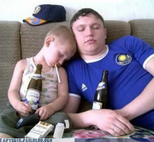 kid drinking little bro tanked toddlers - 6153289472