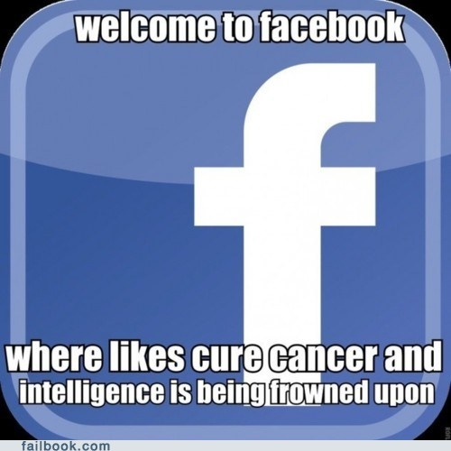 likes cancer failbook g rated - 6153325312