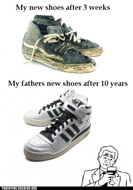 Like Father Unlike Son shoes sneakers - 6153330432