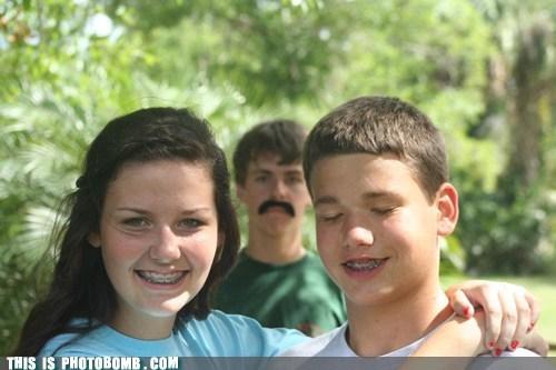 braces Good Times mustache - 6153454592