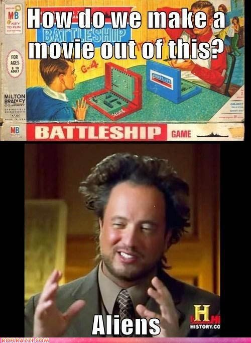 Aliens,battleship,funny,Hall of Fame,meme,Movie
