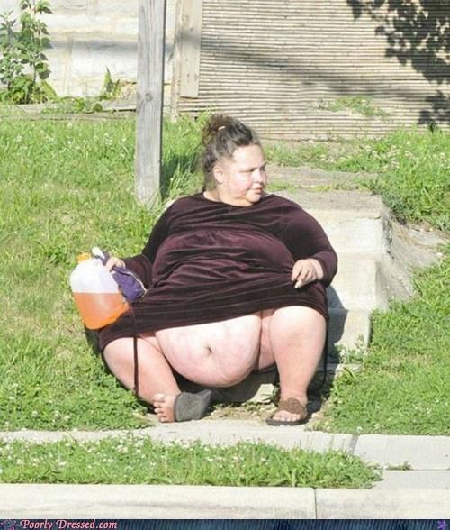 dress fat oh god ponch - 6153533440