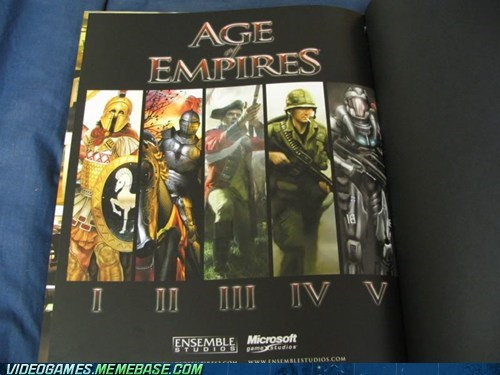 age of empires ensemble studios microsoft Sad the feels - 6153827584