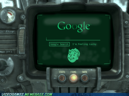 fallout,gamefaqs,google,the internets,video games,wasteland survival guide