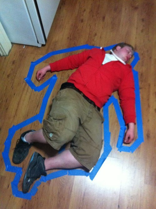 beer blackout crime scene csi csi miami david caruso drunk passed out wasted - 6153921536