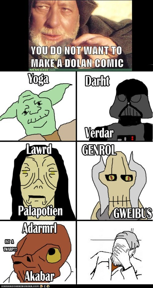 admiral akbar,darth vader,Emperor Palpatine,General Grievous,obi won kenoby,qui gon jin,star wars,yoda