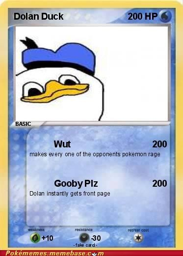 dolan,front page,Memes,plz helps me,Pokémon,pokémon card,sucks,why do i do this,wut
