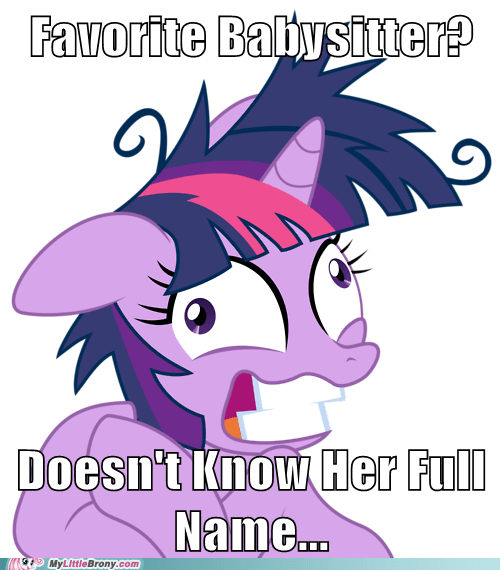 cadance foalsitter full name meme twilight sparkle - 6154226432
