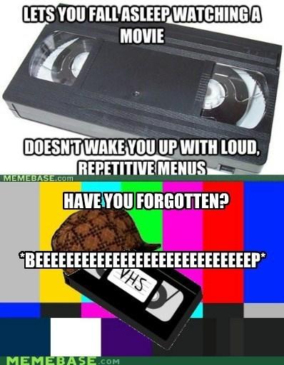movies,Scumbag Steve,VHS