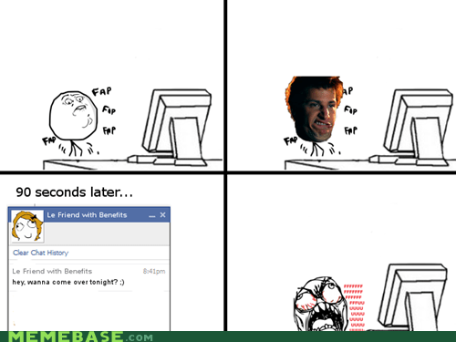facebook faptimes friends with benefits Rage Comics - 6154391296