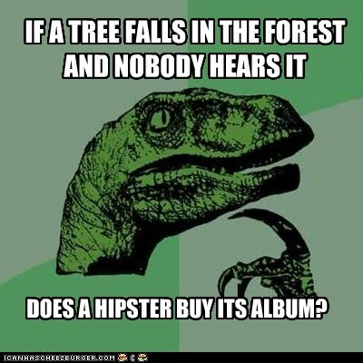 album Forest hipster philosoraptor tree - 6154407168