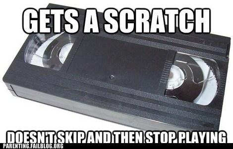 DVD nostalgia VHS video tape - 6154475008