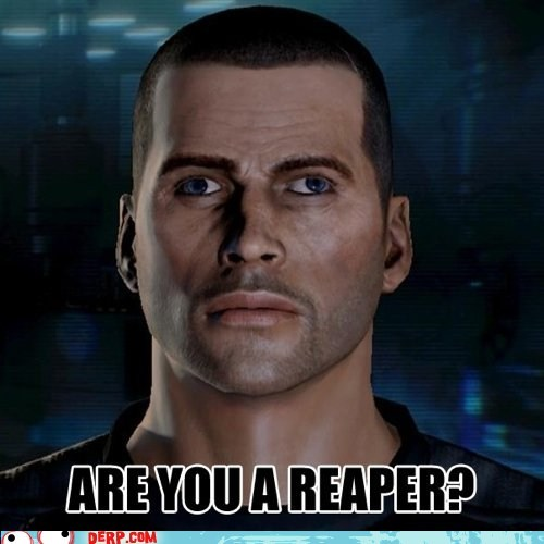 are you a wizard derp mass effect video games - 6154914304
