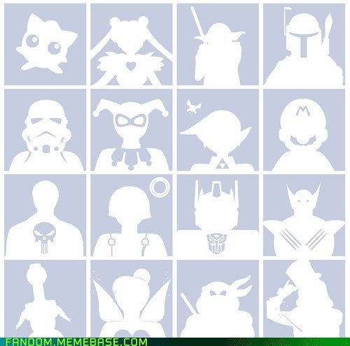 characters Fan Art movies protagonists video games - 6154922752