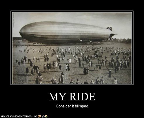 blimp demotivational funny Photo - 6154987776