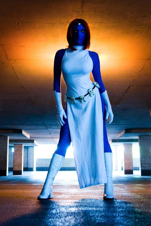 comics cosplay marvel mystique xmen - 6155103488