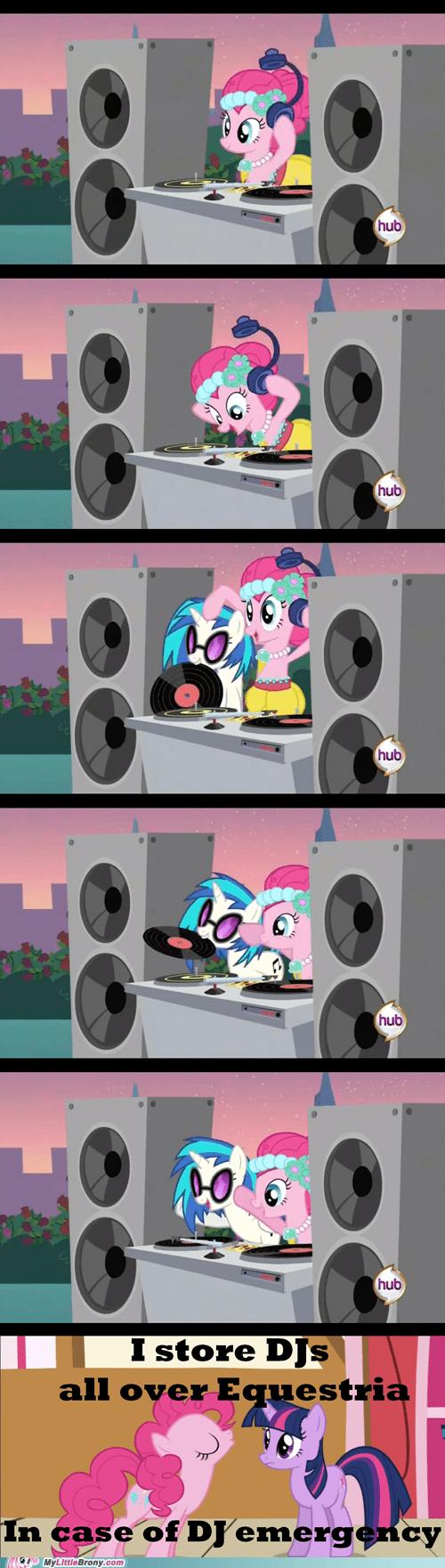 comics dj PON-3 emergency ending Music pinkie pie season 2 - 6155175168