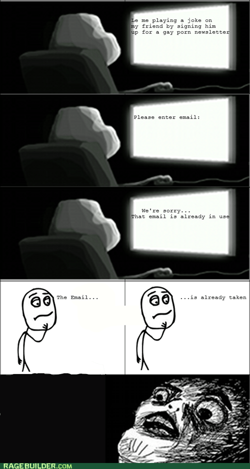 email jokez online practical jokes Rage Comics realization