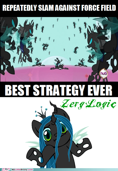 force field,meme,minions,strategy,Zerg,zerg logic