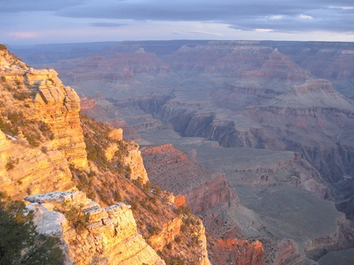 arizona,grand canyon,sunrise