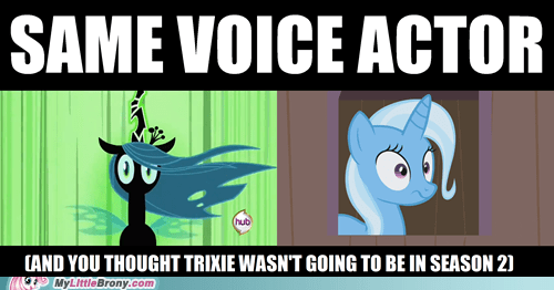 chrysalis season 2 trixie TV voice actor - 6156664576