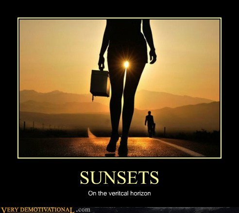 hilarious horizon Sexy Ladies sunset - 6156859136