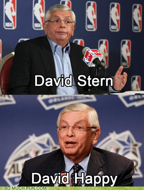 david stern expression face happy opposites stern surname