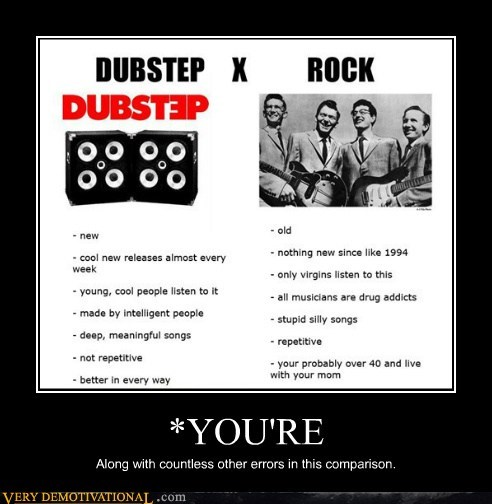 dubstep,hilarious,rock,trolling,wtf