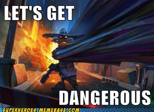 Awesome Art dangerous darkwing duck - 6157296384