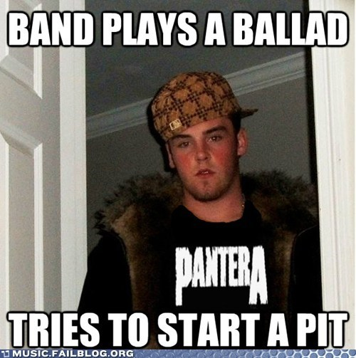 ballad,mosh pit,moshing,pit,scumbag,scumbag metalhead