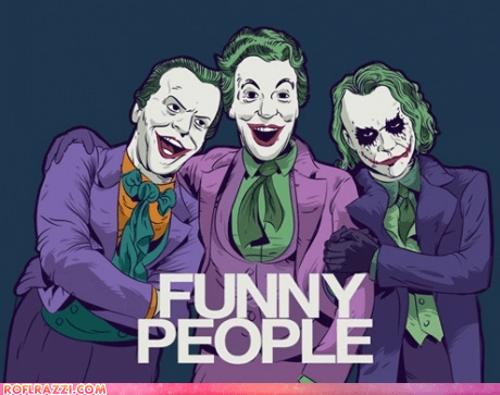 art batman cesar romero funny heath ledger jack nicholson joker - 6157609216