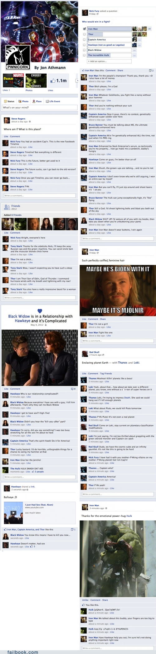 avengers,failbook,fanfic,movies,The Avengers