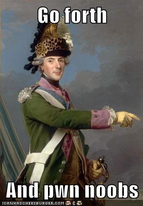 art color funny historic lols painting portrait - 6158157824