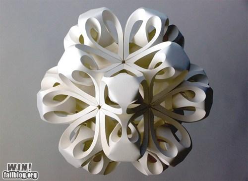 design paper snowflake - 6158239488