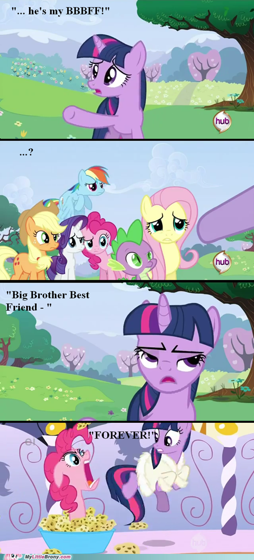 bbbff comic comics forever pinkie pie - 6158482176