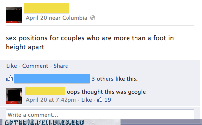 couples,facebook,failbook,google,twitter