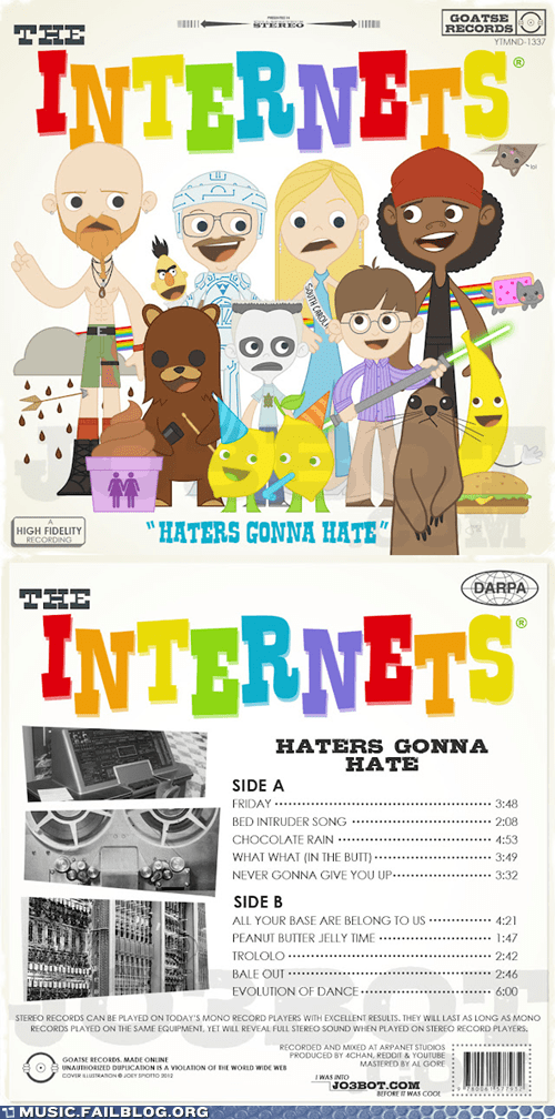 internet Memes the internet vinyl - 6158988288