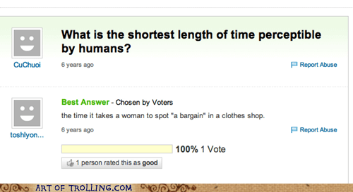 mr sensitive sexist time Yahoo Answer Fails - 6159376640