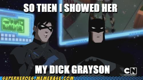 batman grayson nightwing Super-Lols - 6160135424
