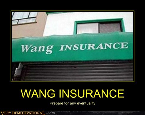 hilarious insurance store wang wtf - 6160816896