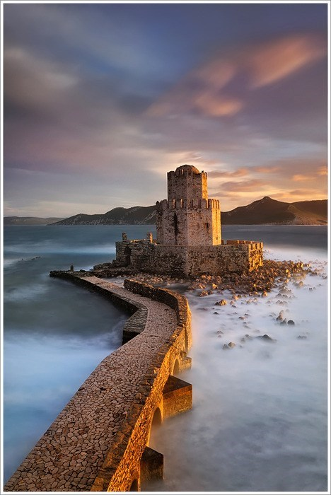 architecture,fortress,greece,Hall of Fame,ocean