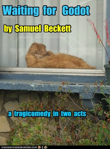 Waiting for Godot by Samuel Beckett a tragicomedy in two acts