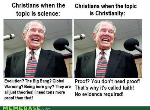 christianity faith Memes religion science - 6161921792