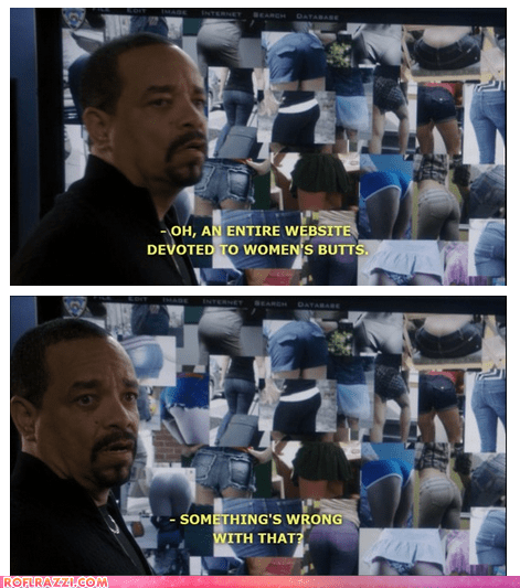actor celeb funny ice t law and order TV - 6162027264