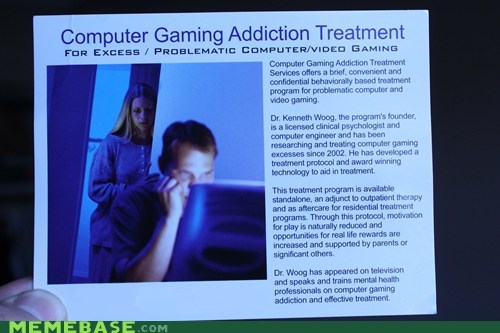 addiction gaming Internet Husband solution treatment