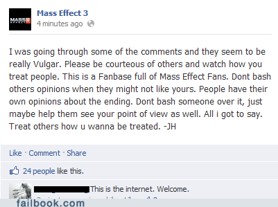 vulgarity,mass effect,welcome to the internet