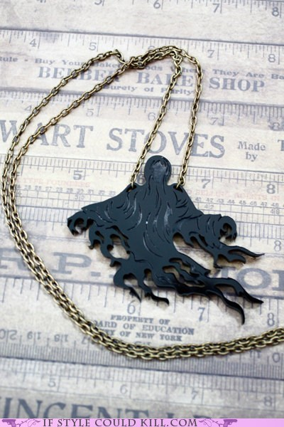 best of the week,cool accessories,dementor,geek chic,Harry Potter,necklaces
